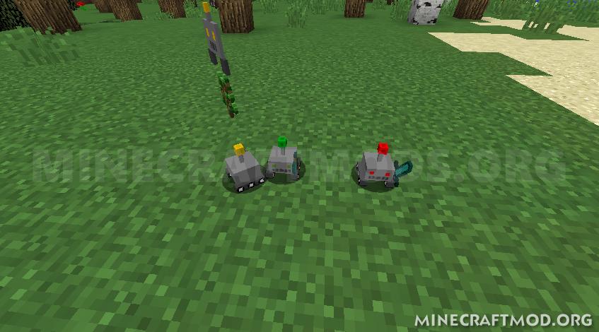 Tiny Robot Pets Mod (7)