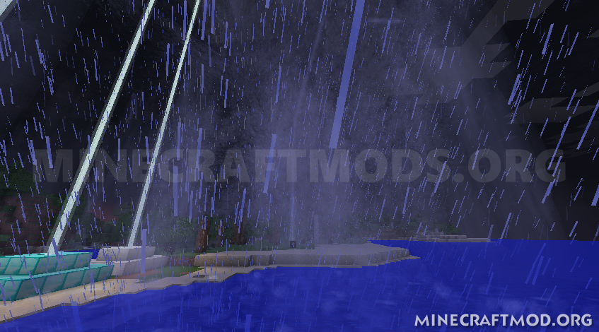 Weather, Storms and Tornadoes Mod (1)