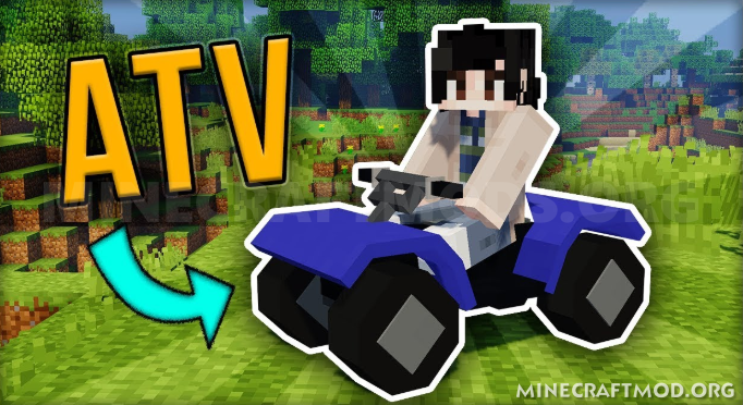 Working ATV Mod (1)